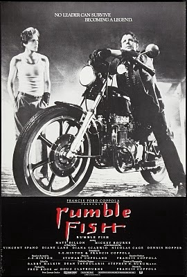 1983 marked movies for Rumble fish movie
