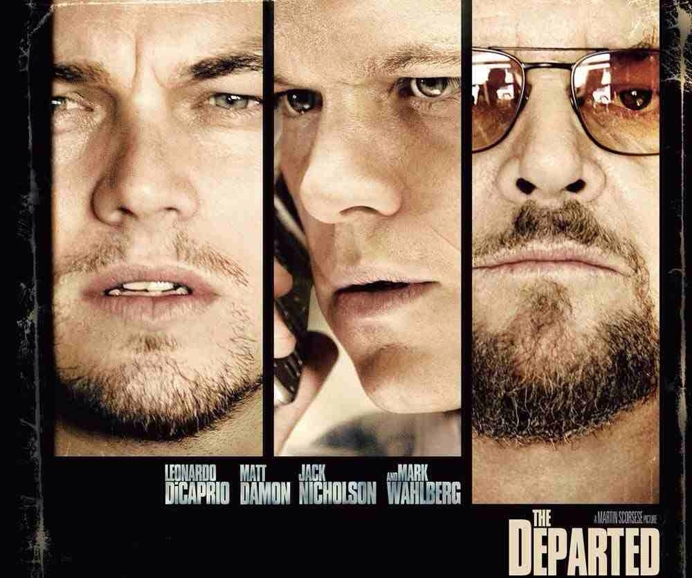 The Departed Marked Movies