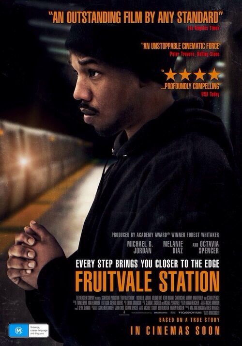 Fruitvale Station | MARKED MOVIES Fruitvale Station Poster