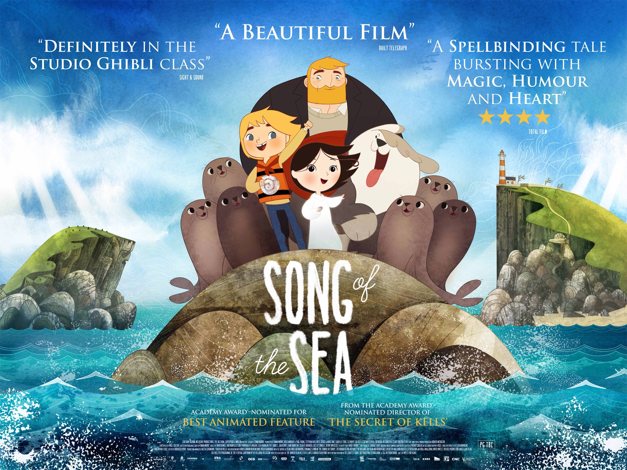 Song Of The Sea | MARKED MOVIES